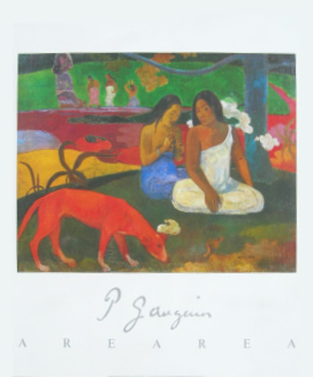 Paul Gauguin Arearea