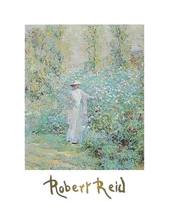 Robert Reid Im Blumengarten