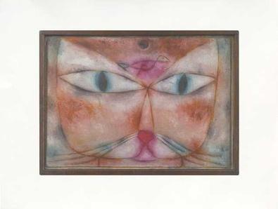 Paul Klee Katze und Vogel