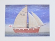 Martin Wiscombe Sailboat |