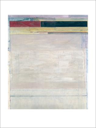 Richard Diebenkorn Ocean Park N 124, 1980