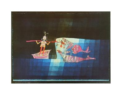Paul Klee Sindbad der Seefahrer