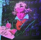 Warhol andy beethoven rot klein medium