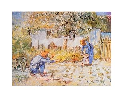 Vincent van Gogh Erste Schritte