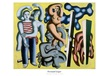 Leger fernand les perroquets medium