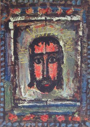 Georges Rouault Das heilige Antlitz