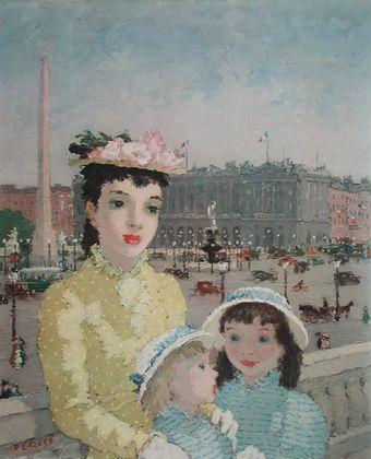 Edzard Dietz Paris  Place de la Concorde