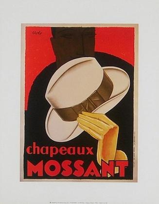 Olsky Chapeaux Mossant