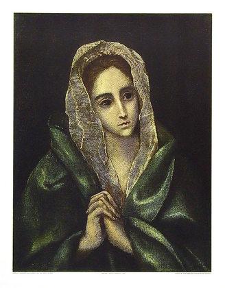 Domenico El Greco Mater Dolorosa (klein)