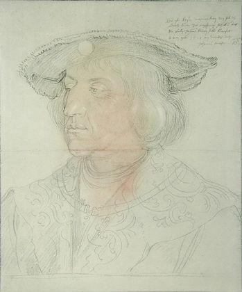 Albrecht Duerer Kaiser Maximilian I