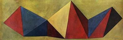 Sol LeWitt Piramidi C