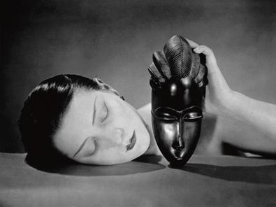 Man Ray Noire et Blanche, 1926