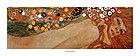 Gustav Klimt Acqua Mossa (klein)
