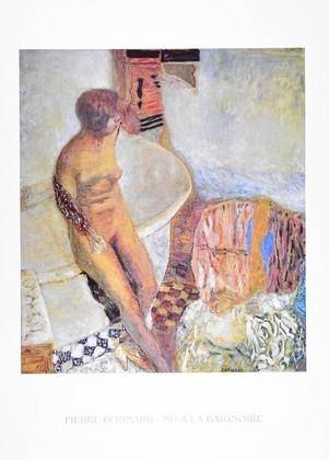 Pierre Bonnard Nu a la Baignoire