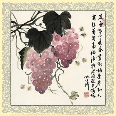 Songtao Gao Mit Freunden geniessen bis die Seele tanzt