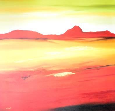 Andre australian landscape ii large