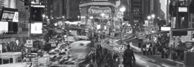Alan Copson Times Sqare New York