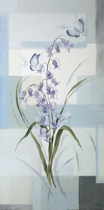 Julia Hawkins 2er Set 'Light Blue I-II'