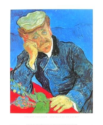 Vincent van Gogh Portrait des Dr. Gachet