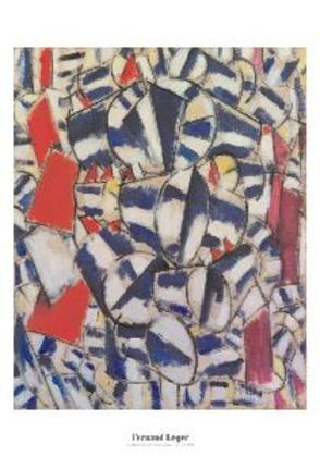 Fernand Leger Contraste de formes