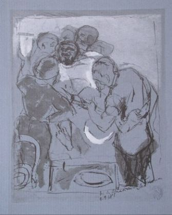 Max Beckmann Bei der Operation