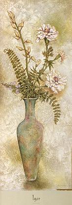 Arnold Iger Floral Panel I