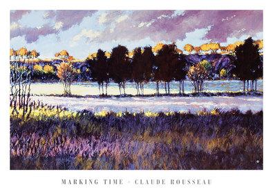 Claude Rousseau Marking Time
