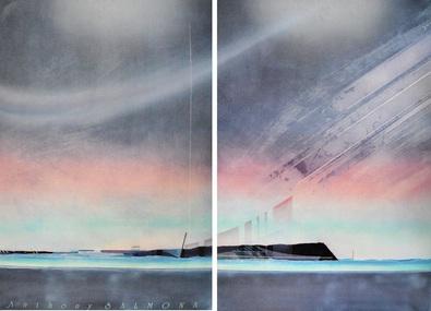 Anthony Salmona Ohne Titel, 1987