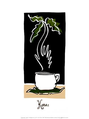 William Sloan 4er Set 'Kona' + 'Mocha Java' + 'French Roast' + 'Colombian'