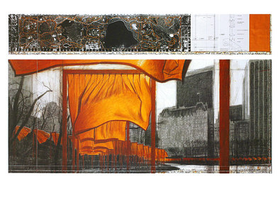 Christo The Gates XIX