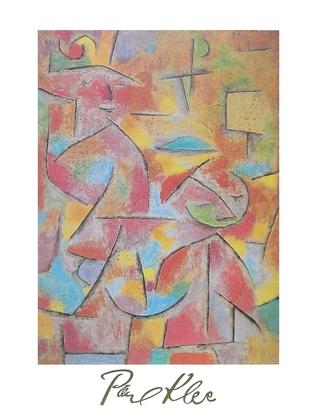 Paul Klee Bimba e Zia