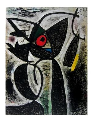 Joan Miro o. T.