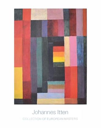 Johannes Itten Horizontal Vertikal
