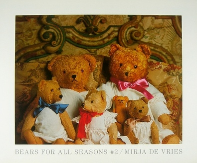 Mirja de Vries Bears for all Season II