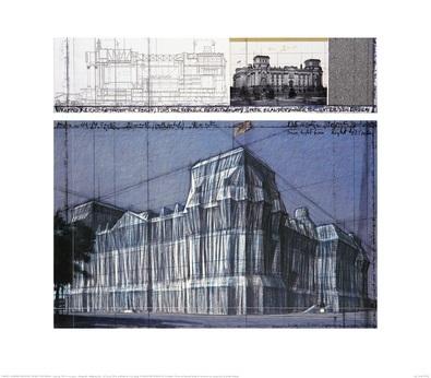 Christo Reichstag IV