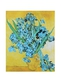 Van gogh vincent vase mit iris medium