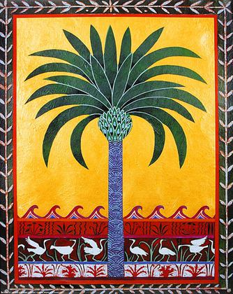 Ron Yrabedra 2er Set 'Coptic Palm' + 'Nilotic Palm'