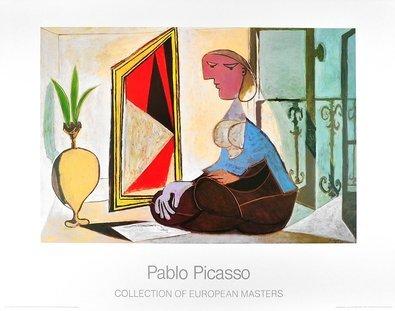 Pablo Picasso Femme au Miroir