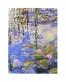 Claude Monet Seerosen I (Detail)