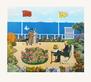 Silvia Quandt Besuch auf Monets Terrasse