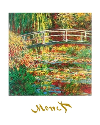 Claude Monet Der Wasserlilienteich