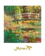 Monet claude der wasserlilienteich medium