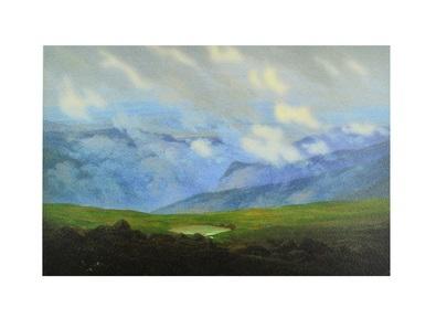 Caspar David Friedrich Ziehende Wolken
