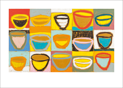 Gordon Hopkins Colour Bowls, 2009