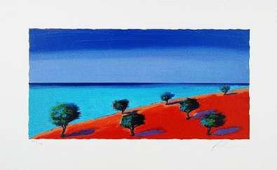 Paul Powis Into The Blue (2001)