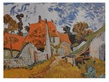 Van gogh vincent dorfstrasse in auvers medium