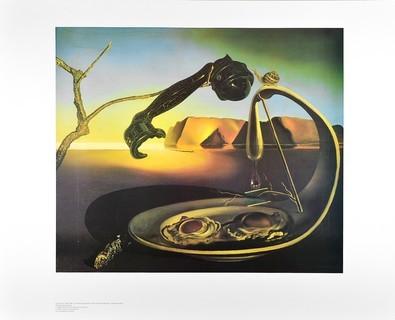 Salvador Dali Der erhabene Augenblick