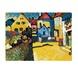 Kandinsky wassily gruengasse in murnau 48093 l