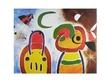 Joan Miro L Oiseau au plumage deploye