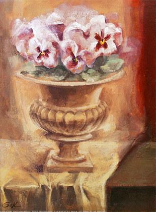 Scott Norman 2er Set 'Classic Violas' + 'Classic Cyclamen'